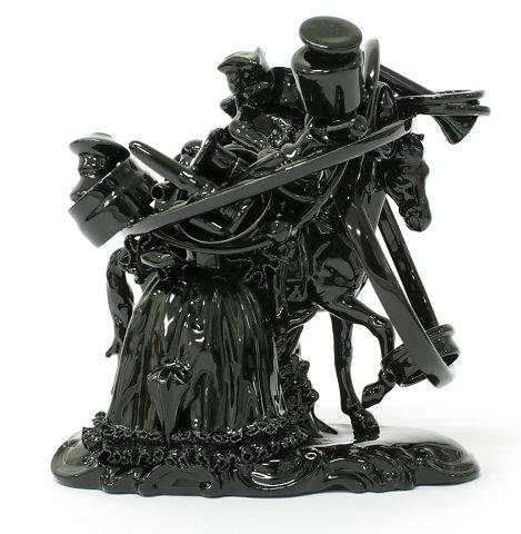 Black figure #32