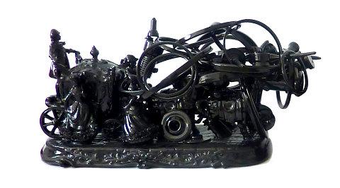 Black figure #36