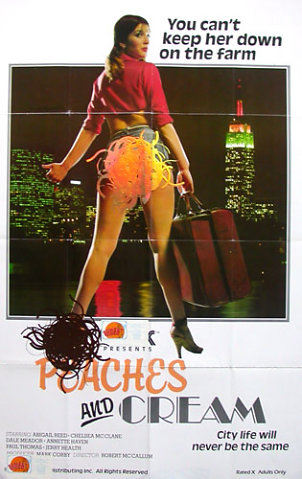 Behind apple series / Peaches & cream 1982