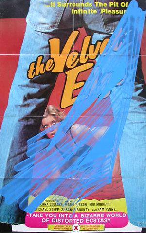Behind apple series / The velvet edge 1976