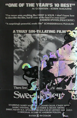 Behind apple series / Sweet & sour #2 1974