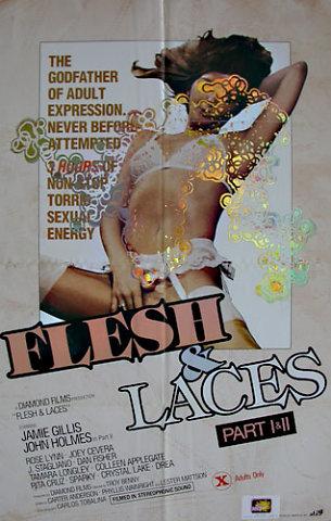 Behind apple series / Flesh & laces 1983