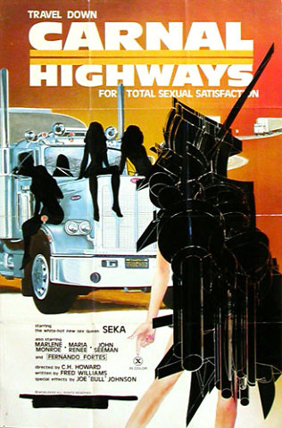Behind apple series / Carnal highways 1980