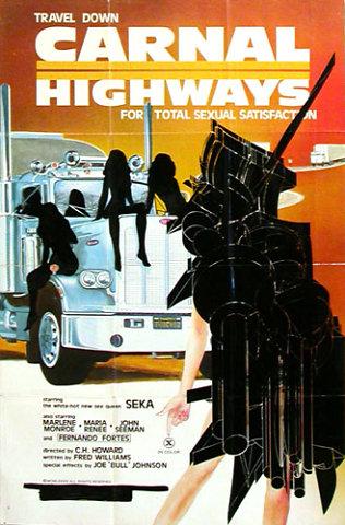 Behind apple series / Carnal highways 1980
