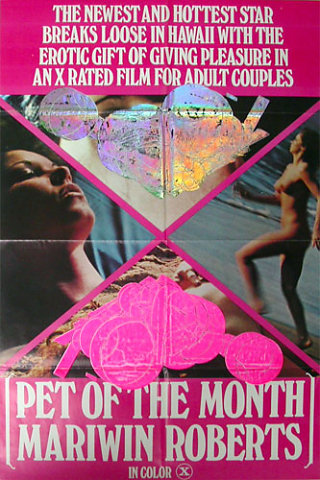 Behind apple series / Pet of the month 1978