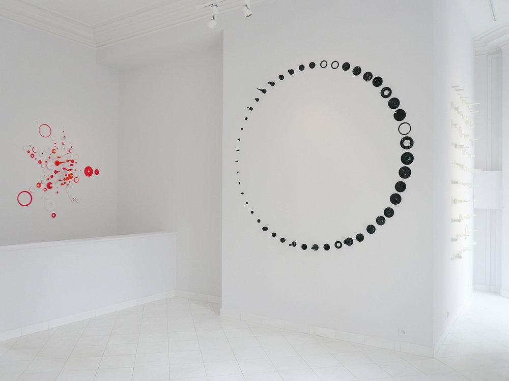 Galerie Patrick Fourtin, Paris, France - 2009