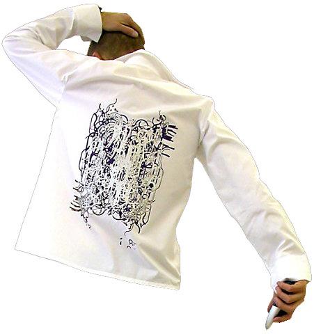Collaboration with fashion designer  JeanPaulKnott