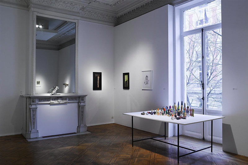 The remarkable lightness of being, Aeroplastics Contemporary gallery, Brussels, Belgium - 2014 © Muriel de Crayencour