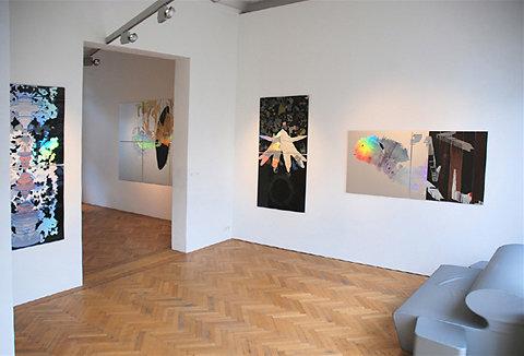 Isy Gabriel Brachot gallery, Brussels, Belgium - 2007