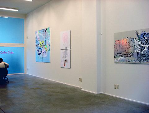 Isy Gabriel Brachot gallery, Brussels, Belgium - 2005