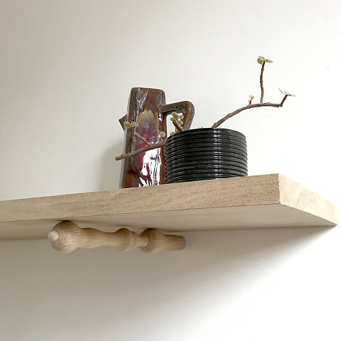 Shelf II - detail #02